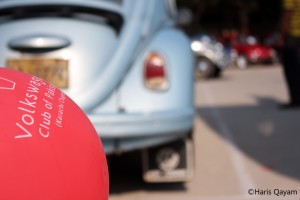 VWCOP baloons!